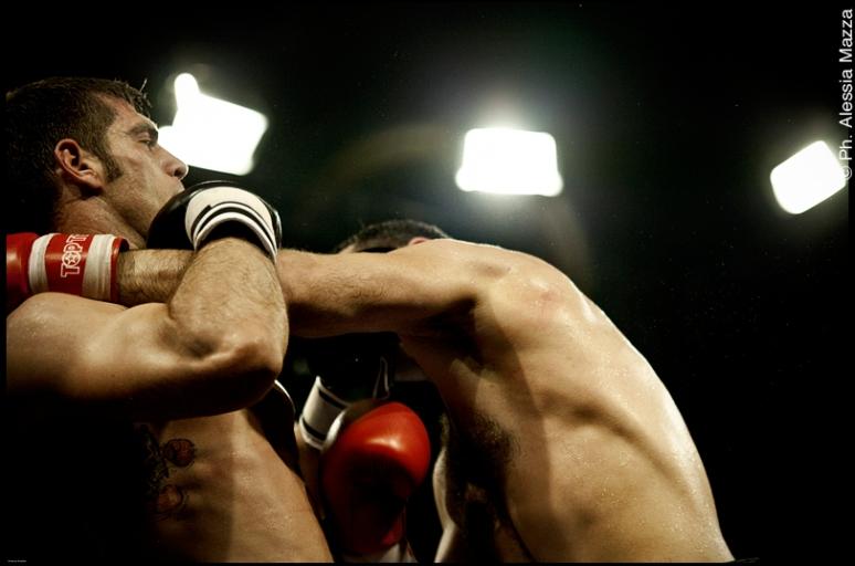 Clemente RUSSO VS Haji MURTUZALIYEV - WSB 24 Marzo 2012