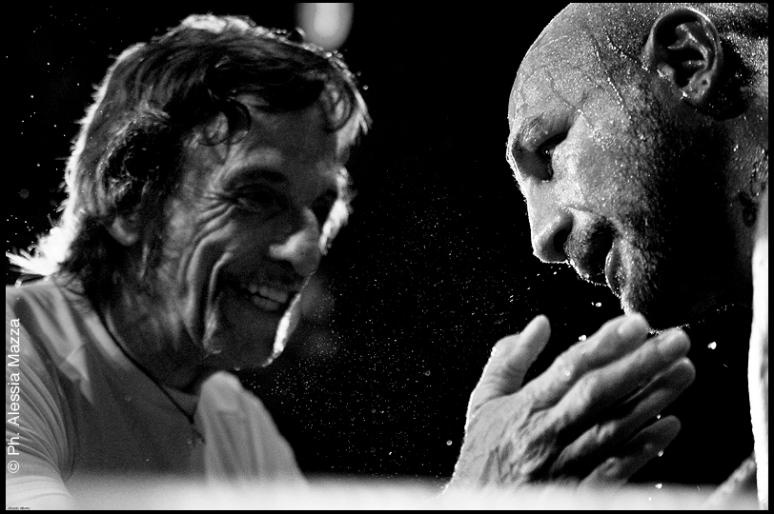 BRANCO VS FRAGOMENI - per il titolo mondiale silver dei pesi massimi leggeri WBC