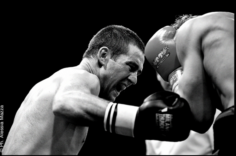 William MC LAUGHLIN    VS   Osman ALIYEV