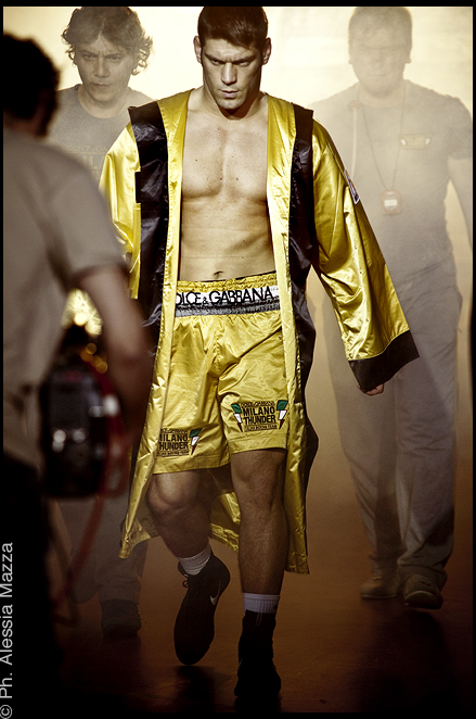 CLEMENTE RUSSO - Dolce & Gabbana Milano Thunder - WSB