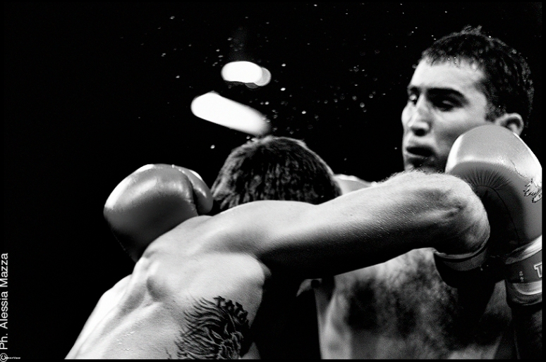Clemente RUSSO VS Haji MURTUZALIYEV - World Series Of Boxing