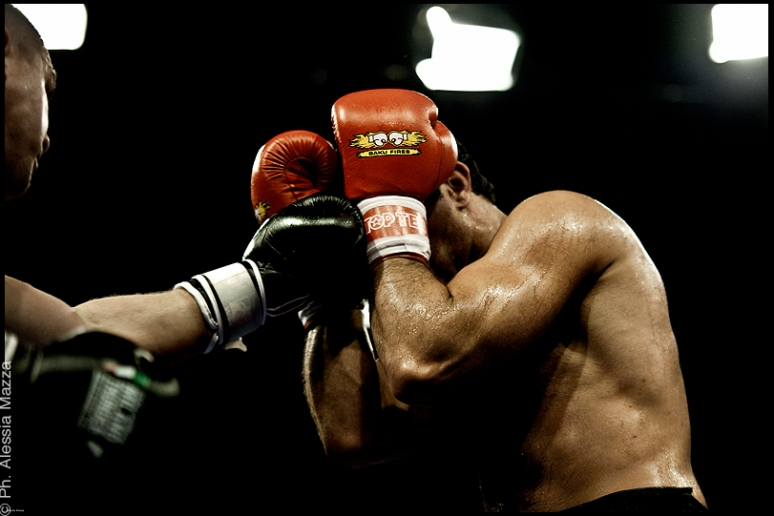 World Series of Boxing: Imre SZELLO VS Vatan HUSEYNLI