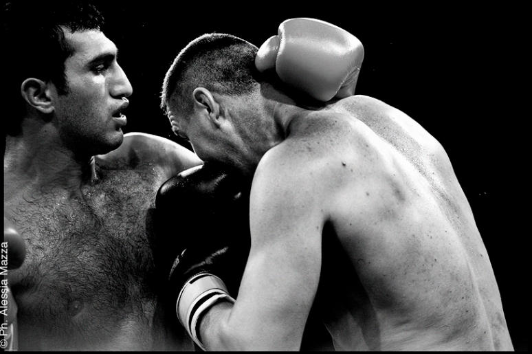 World Series of Boxing:Dolce & Gabbana Milano Thunder VS Baku Fires