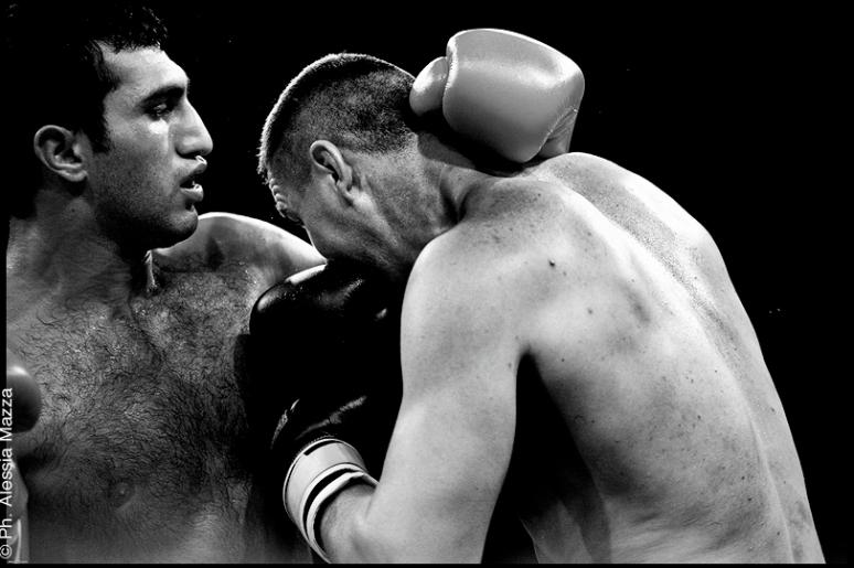 World Series of Boxing:Dolce & Gabbana Milano Thunder VS Baku Fires