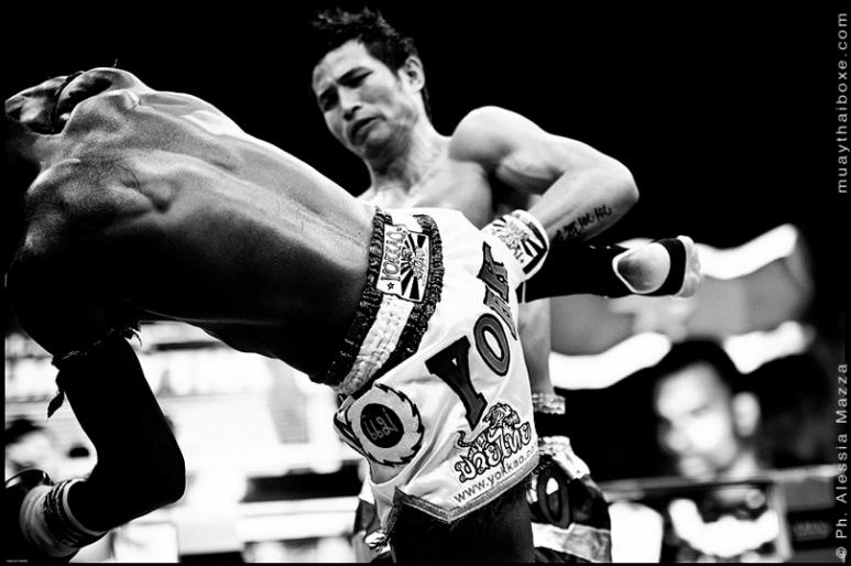 Muay Thai - Sudsakorn Sor Klinmee vs Marco Pique'