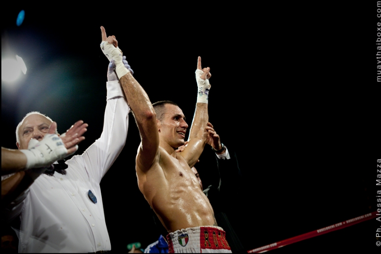 Italian Middleweight Title : SIMONE ROTOLO - 2nd November 2012